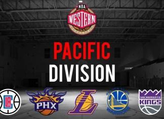 pacific division