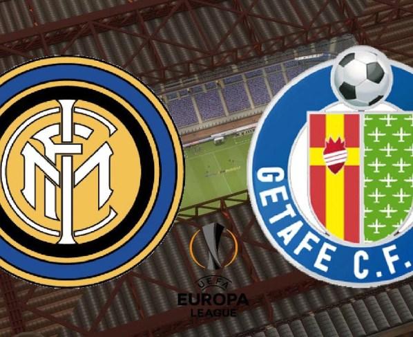 Inter Milan vs Getafe