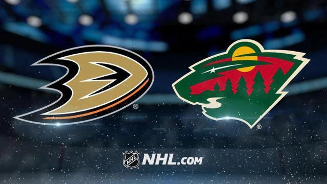 Minnesota Wild vs. Anaheim Ducks 3/8/20 Odds, Pick & Prediction