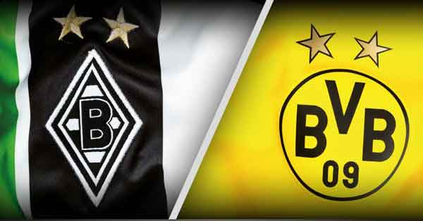 Monchengladbach vs Dortmund – 03/07/20 – Bundesliga Odds, Preview & Prediction
