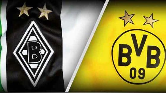 Monchengladbach vs Dortmund