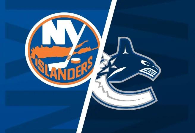 New York Islanders vs. Vancouver Canucks Odds Pick & Prediction – 03/10/20