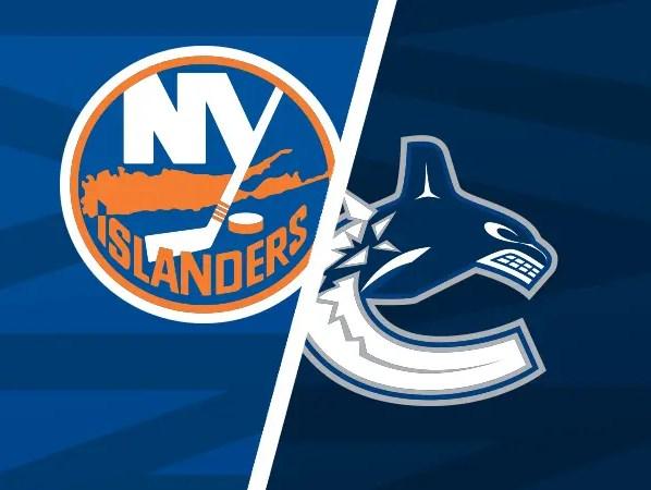 New York Islanders vs. Vancouver Canucks