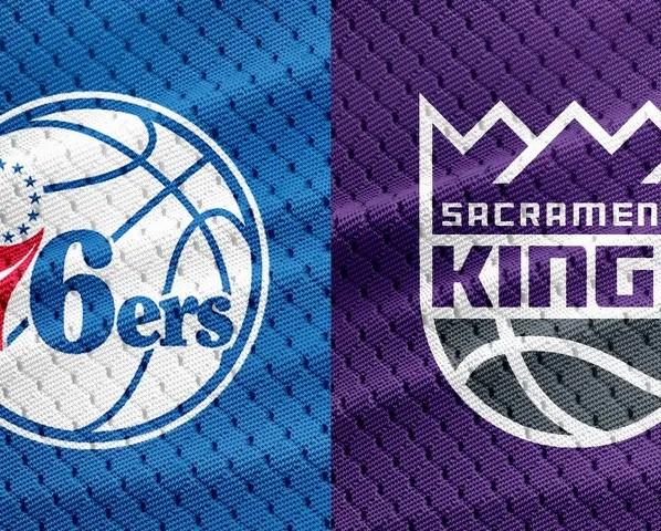 Philadelphia 76ers at Sacramento Kings