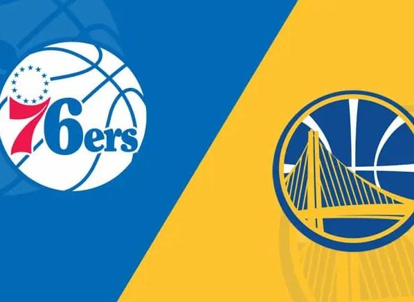 Philadelphia 76ers vs. Golden State Warriors