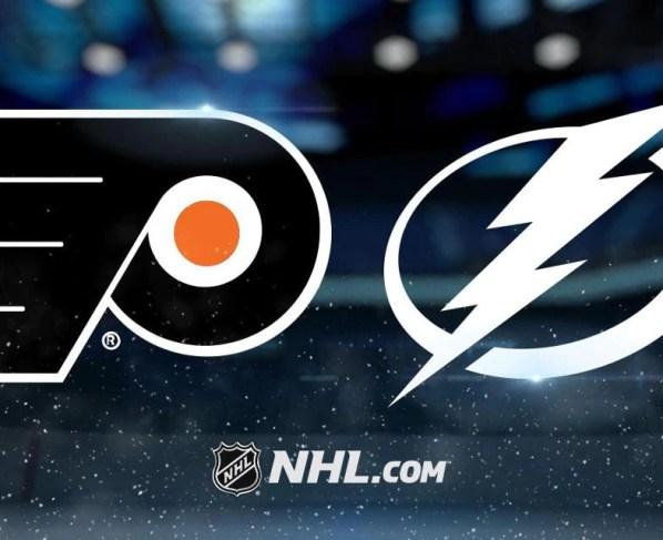 Philadelphia Flyers vs. Tampa Bay Lightning