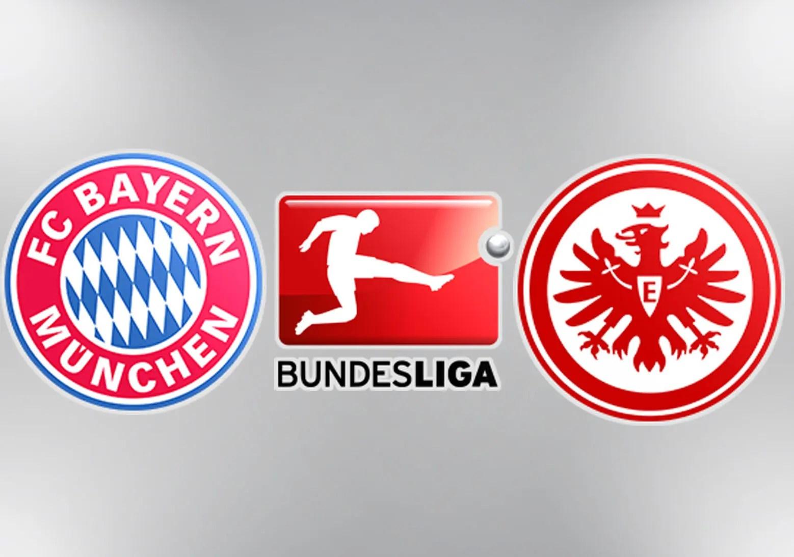 Bayern Munich vs Eintracht Frankfurt -05/23/20 ...