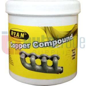 GREASE COPPER COMPOUND 500G