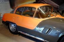 ABARTH 209 A COUPE BOANO 1955