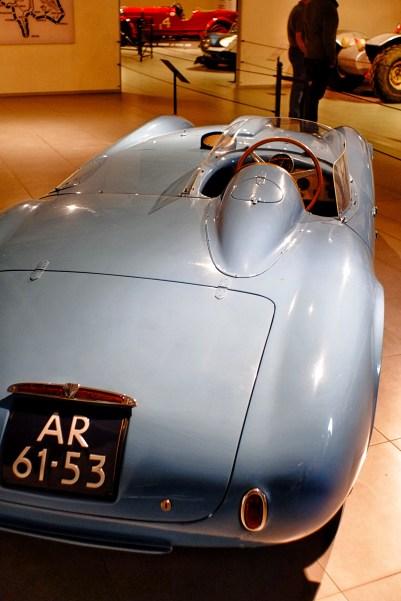 LANCIA D23 SPYDER PININ FARINA 1953