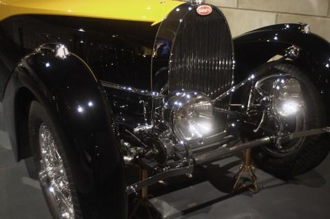 BUGATTI TYPE 57 ROADSTER GRAND RAID GANGLOFF 1934