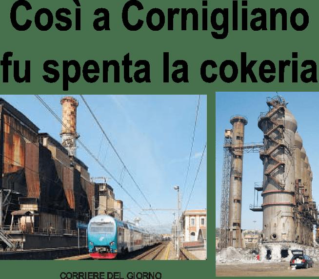 Così a Cornigliano fu spenta la cokeria