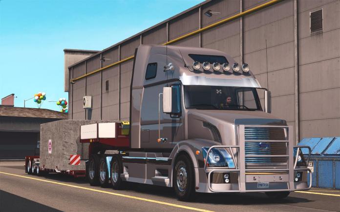 Resultado de imagem para Volvo VNL 670
