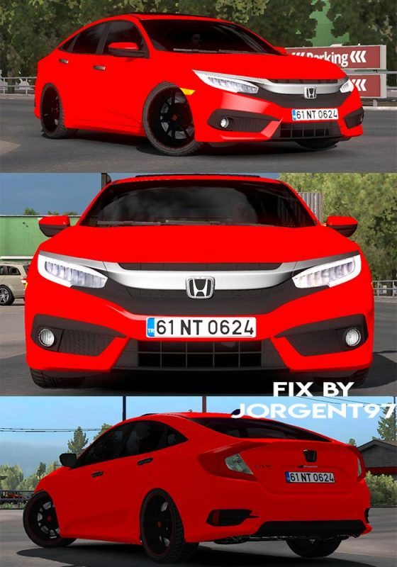 Honda Civic 2017 Modified : honda, civic, modified, Honda, Civic:, Civic, Modifications