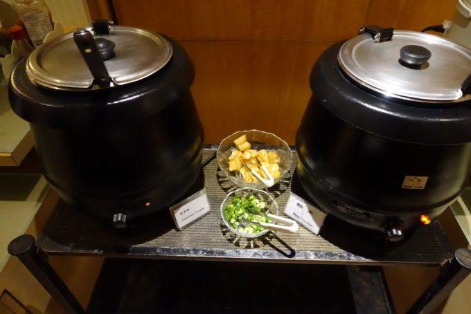 東呉大飯店(Dong Wu Hotel) 朝食 おかゆ