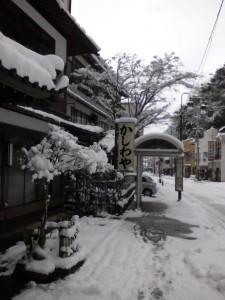 外観 冬 2016③
