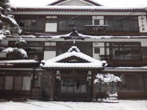 外観 冬 2016