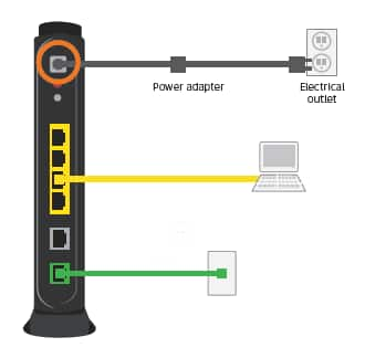 uverse gateway wiring diagram for 3 way switch installing your at&t high speed internet service- u-verse support