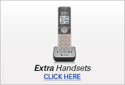 AT&T DECT 6.0 Cordless Phone Outlet