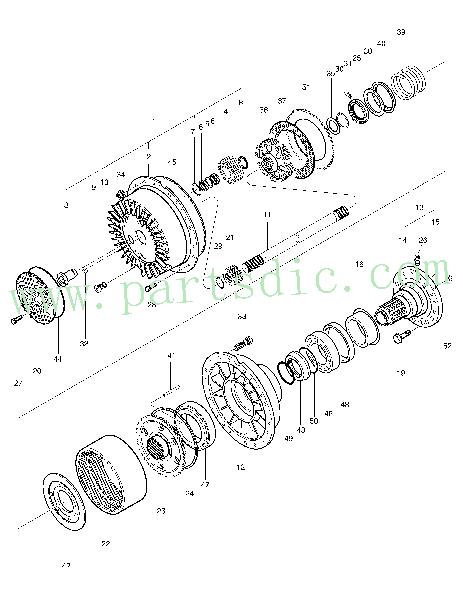 Breather 4420-7003 Replacement Parts(Suitable For DooSan