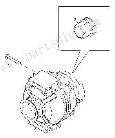 Alternator,exchange Unit MX512458 Spare Parts(Fits For