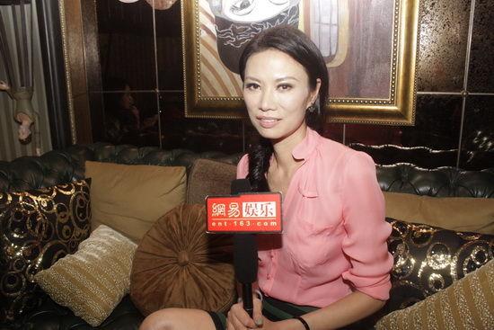 專訪制片人鄧文迪:好好學習才能有好老公_電影_金鷹網