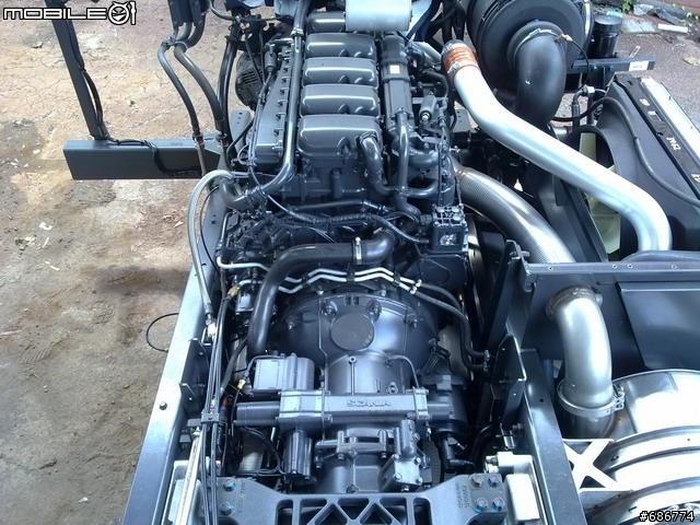 巴士底盤 SCANIA K310 IB4X2NB 開箱文 - 動力研究室綜合區 - 汽車討論區 - Mobile01