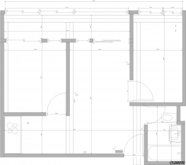 outdoor kitchens ideas kitchen remodeling lancaster pa 請大家幫忙有什麼好的想法 關於我的室內規劃 空間設計與裝潢 居家 第二張為小弟的想法 把廚房移出做開放式設計 但是因此的排煙管至戶外的距離將要超過5m且會需要在樑柱打洞而作罷