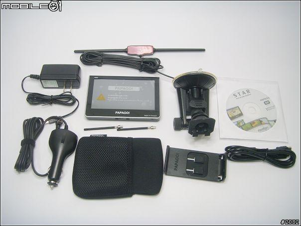 PAPAGO! V600 Reality實景導航機測試報告 - Mobile01