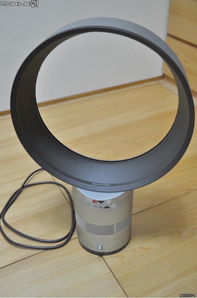 [開箱]Dyson AM01 12吋 無扇葉電扇 - 空調家電 - 居家討論區 - Mobile01