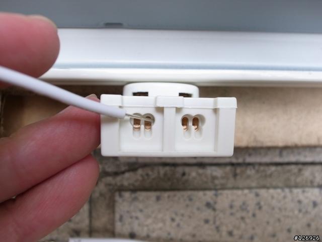 實戰 T8傳統燈具輕鬆改裝電子式安定器(文長注意) - Mobile01