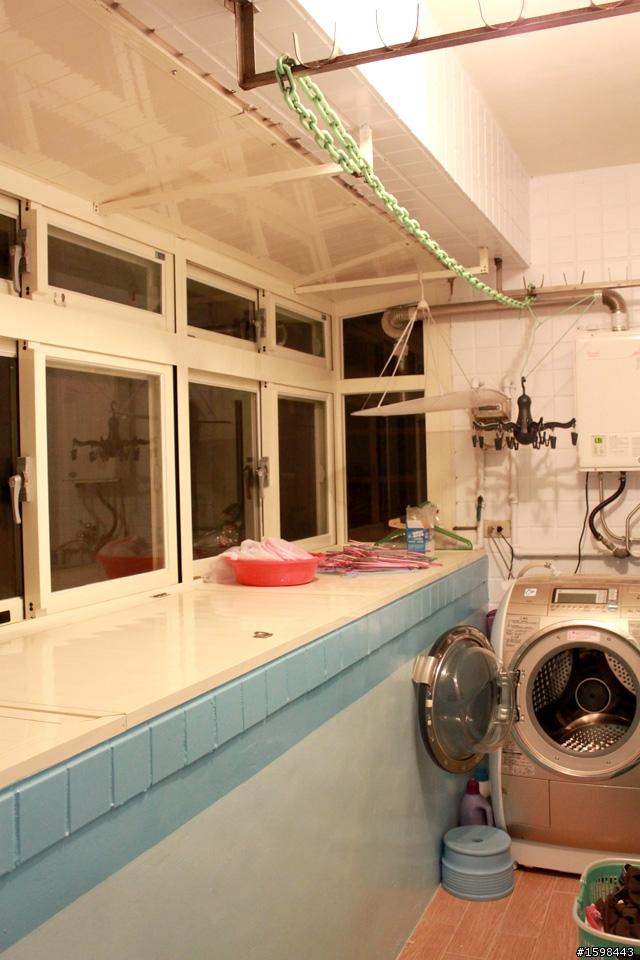 陽臺想裝氣密窗,當曬衣空間 - 套紗網80%完成 (第2頁) - 空間設計與裝潢 - 居家討論區 - Mobile01