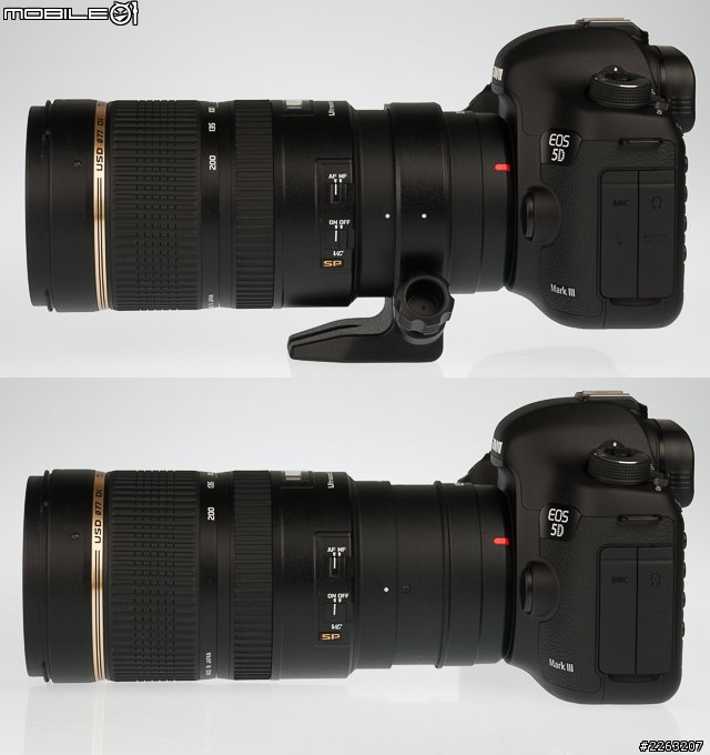 副廠鏡頭的逆襲 Tamron SP 70-200mm f/2.8 Di VC USD - Mobile01