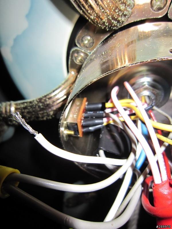 請教吊扇燈具 線路接法 - 空調家電 - 居家討論區 - Mobile01行動版