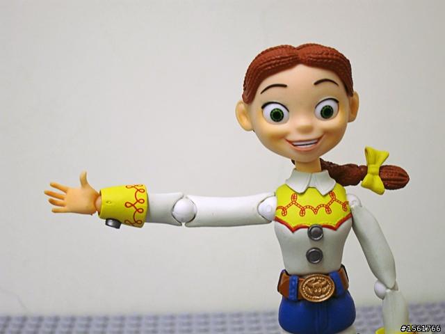 海洋堂輪轉可動玩具總動員翠絲不專業開箱文 - Mobile01