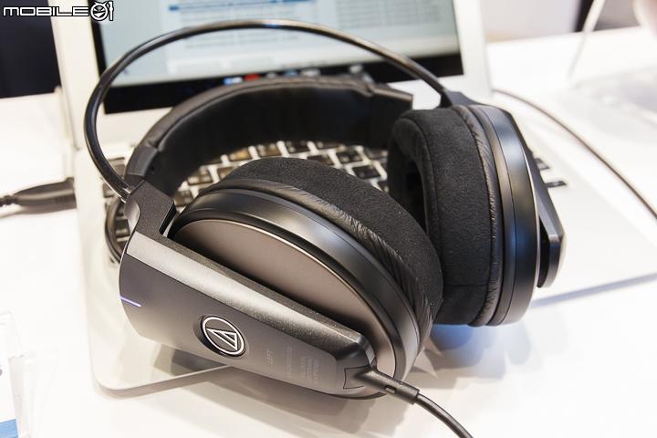 【採訪】鐵三角 2014 全系列新品 Hi-Res Audio、藍牙音效領軍 - Mobile01