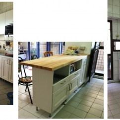 Ikea Kitchen Countertops Rachael Ray Accessories 特力屋拆除工程 Ikea廚具 自己規劃開放式廚房 經驗分享 居家房事消費 因不喜歡廚房被 一目瞭然 所以又到ikea買了一塊實木檯面 自己diy施工 並將剩料用來支撐 效果不錯