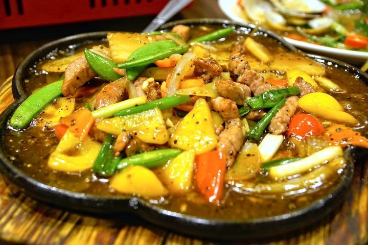 [東區] 竹花園海鮮燒烤 - Mobile01