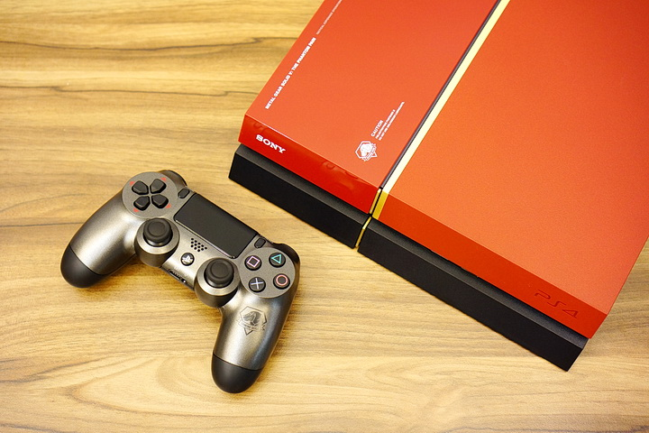 【幻痛】PS4 幻痛機 限量同捆單主機 CUH-1200/1207A 圖 + 文開箱 - Mobile01