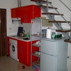 Lg Kitchen Suite Natural Maple Cabinets Photos 開箱 低預算之小套房變身 空間設計與裝潢 居家討論區 Mobile01 原本的客廳 沒有什麼特別的