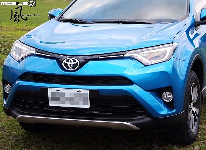 TOYOTA RAV4 2.0豪華版璀璨藍之交車心得分享 - Mobile01