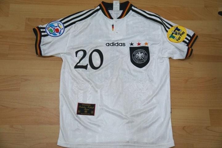 [分享] 1990 ~ 2016 德國國家足球隊球衣 Germany(Deutschland) Football Jersey - Mobile01