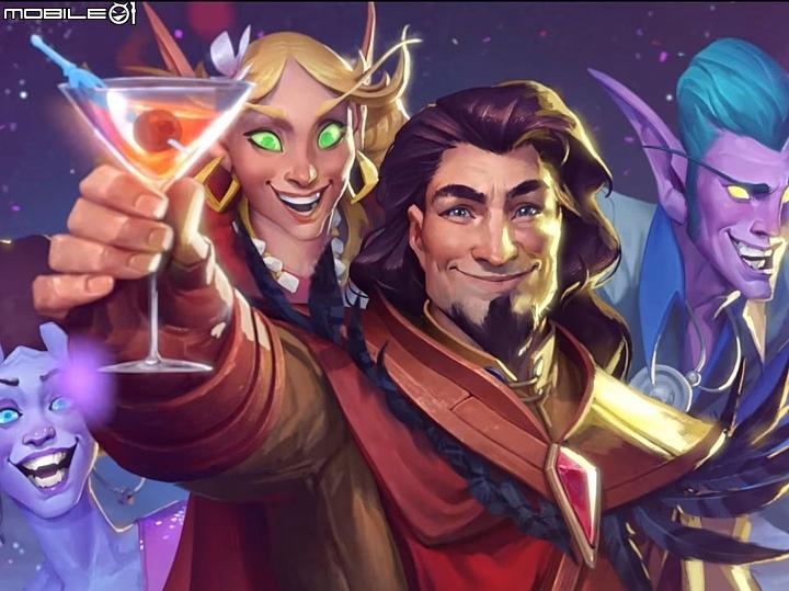 【情報】《爐石戰記》最新冒險篇章《夜夜卡拉贊》發表 麥迪文邀你8月12日魔法派對共舞 - 爐石戰記 - 遊戲 ...