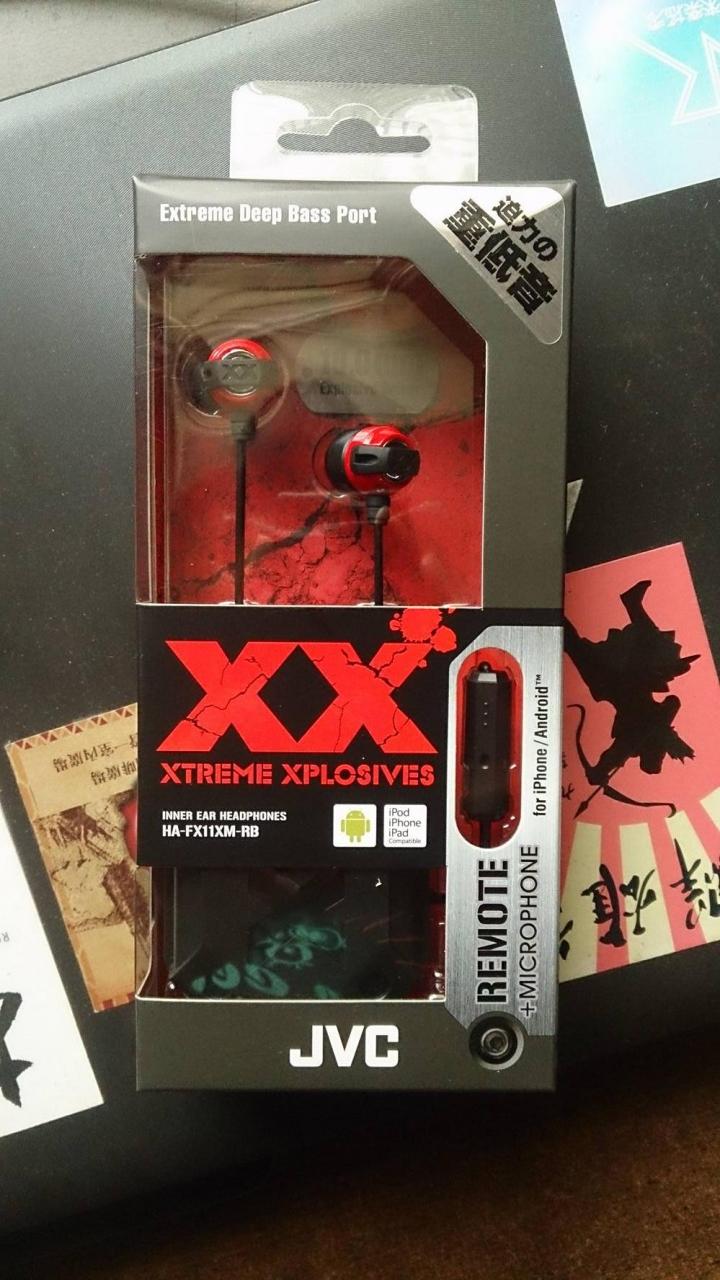 【簡易耳機開箱】JVC FX11XM (線控版) - Mobile01