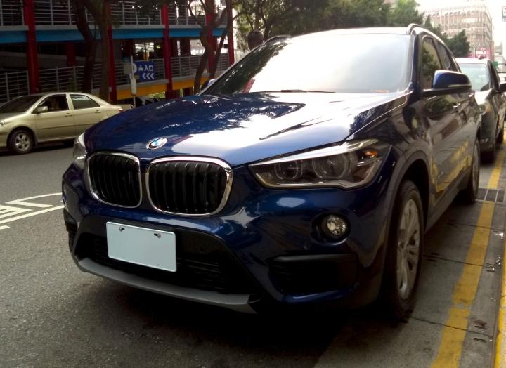 BMW X1 18i開箱文