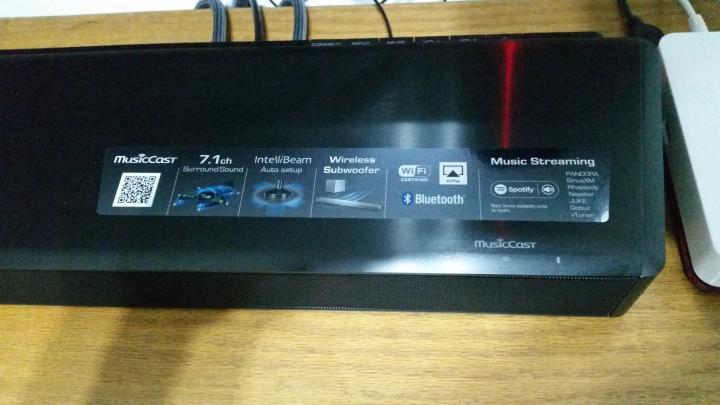 Soundbar YAMAHA YSP-2700 開箱體驗心得 - Mobile01