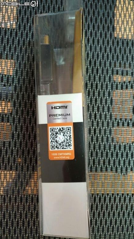 Audioquest HDMI線 - Mobile01