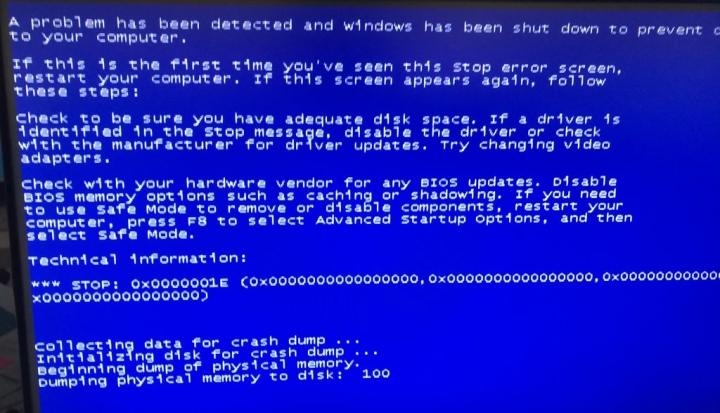 Windows7 64bit 開機一段時間就會藍屏 - Mobile01