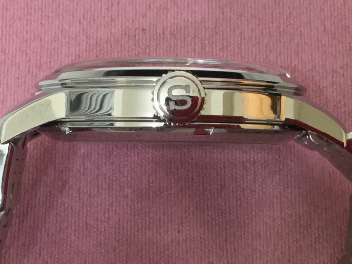 [開箱]SEIKO Presage Cocktail 調酒師機械錶(SRPB41J1) - Mobile01