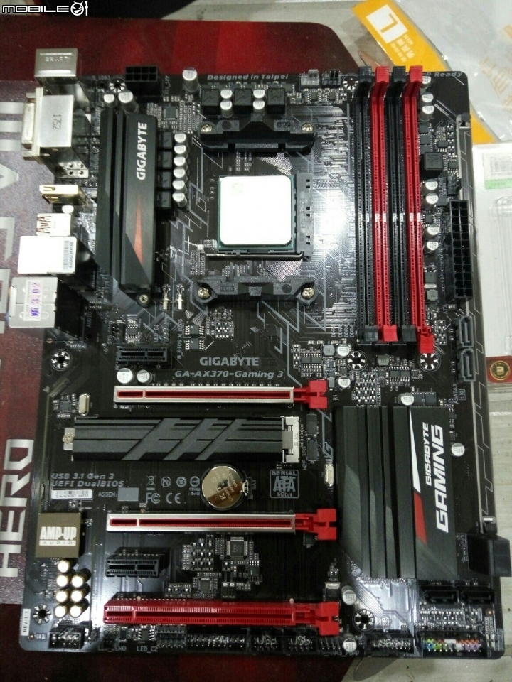 AMD R5 2400G主機板建議 - Mobile01